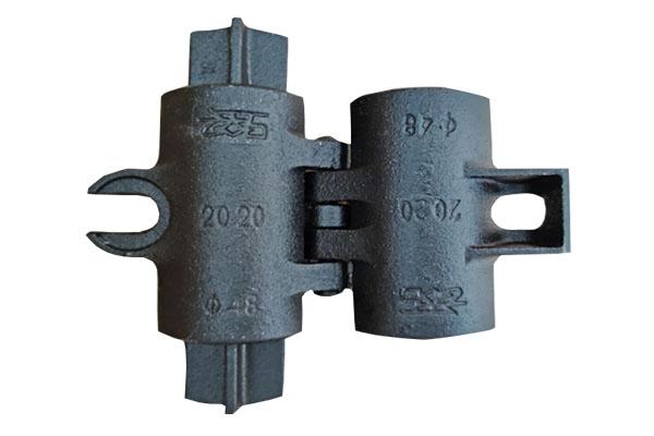 建筑脚手架扣件的类型及其重要性